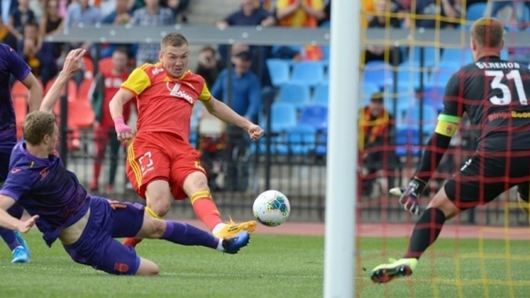 Силен мач за Георги Костадинов при втората поредна победа на Арсенал (Тула)