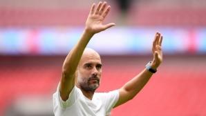 Гуардиола похвали професионализма на съвременните футболисти