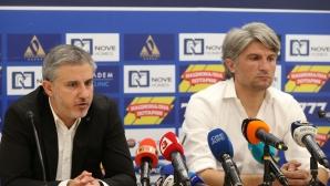 Петков разкри кой е бил най-трудният му трансфер в Левски досега (видео)