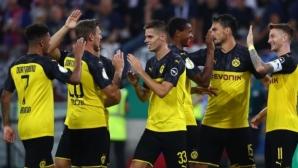Фаворитите без грешка на старта за Купата на Германия