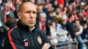 Жардим: Не мога да упрекна играчите на Монако
