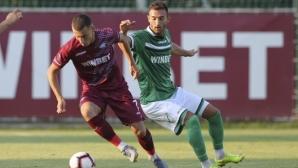 Септември нанесе първа загуба на Литекс след 7 гола и обрат (галерия)