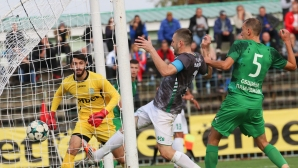 Иван Иванов дебютира за Вихрен при победа в Дупница