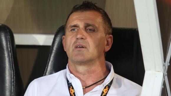 Акрапович: Съперникът е много класен на хартия, на терена не го признаваме за фаворит