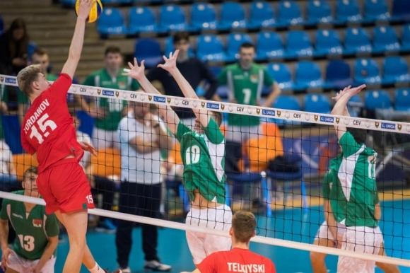 Състав на България за световното първенство за юноши U19