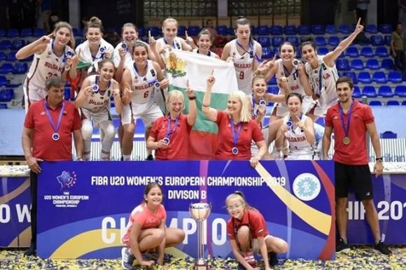 Таня Гатева след евротитлата в баскета: Имах чувството, че сънувам