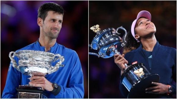 Здравословни проблеми мъчат шампионите на US Open