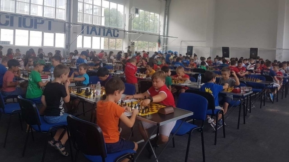 Днес бе открит 44-тия турнир по шахмат Морско конче