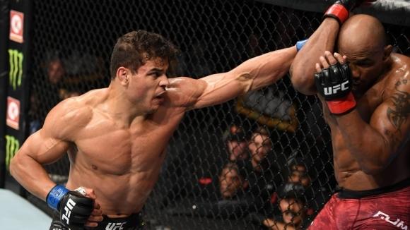 Пауло Коста даде заявка за шанс за титла след победа над Ромеро на UFC 241