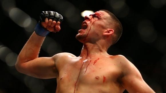 Нейт Диас се завърна триумфално на UFC 241