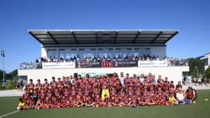 Milan Academy Junior Camp Bulgaria постави световен рекорд