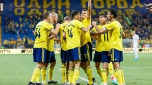 Попето с цял мач при победа на Ростов