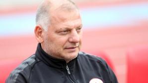 Петко Петков: Винаги сме под напрежение, няма лек мач за нас