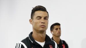 Кристиано: Разликата между мен и Меси е, че аз спечелих ШЛ с различни клубове
