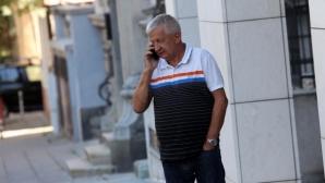 Крушарски: Оттук нататък ще вървим солово, ще ни дишат във врата