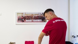 Перишич ще играе с №14 в Мюнхен