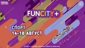 Във Варна започва спортната част на фестивала FUNCITY+