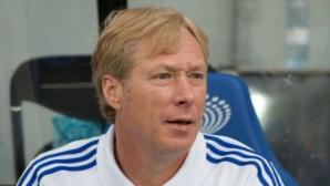 Спортният директор на Динамо (Киев) поема треньорския пост
