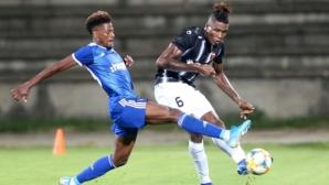 Страсбург 1:0 Локомотив (Пловдив), сериозен пропуск за