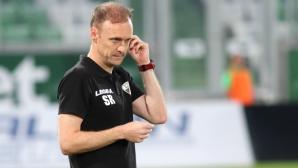 Треньорът на ТНС поиска заплати от по 250 000 паунда за играчите, за да могат да се борят с Лудогорец