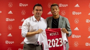 Нерес подписа нов договор с Аякс