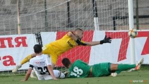 """Славия поведе с 2:0 на Ботев Враца, но накрая нямаше радост за """"белите"""" (видео+галерия)"""