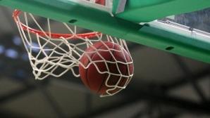 """България допусна първа загуба в дивизия """"Б"""" на ЕП по баскетбол за девойки до 16 години"""