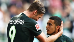 Волфсбург разочарова Кьолн при завръщането му в елита (видео)