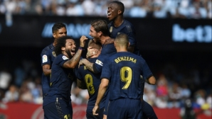 Нещо позабравено - Реал е пред Барселона в класирането за първи път от...