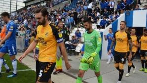 Силен старт за Митов и Кеймбридж в Лига 2, българинът отново е №1 на вратата (видео)