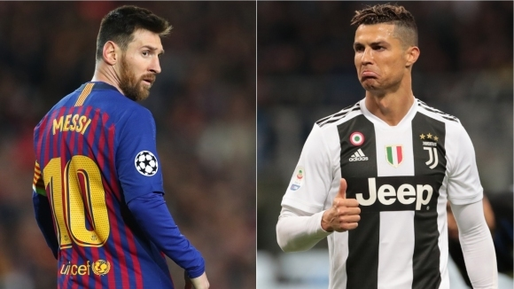 Алгоритъм определи кой е по-добър между Меси и Роналдо
