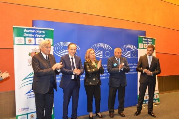 СО представя програмата Европейска столица на спорта във вторник