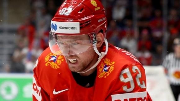 Руска звезда в хокея изгърмя с кокаин