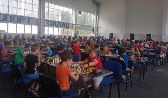 Резултати от 44-ия шахматен турнир