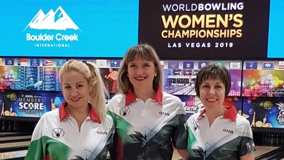 България с три републикански шампионки на Световното първенство по...