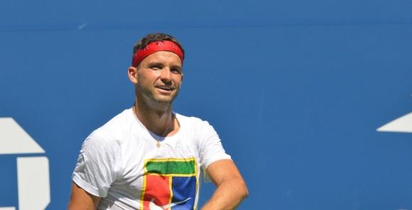Ето кога излиза на корта Григор Димитров на US Open 2019