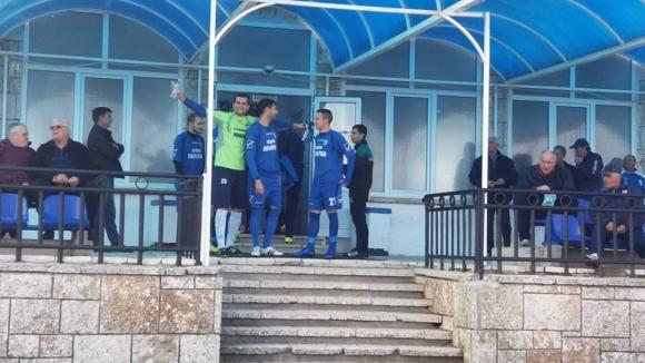 Ботев (Нови пазар) загуби от Калиакра (Каварна) в трилър с 9 гола