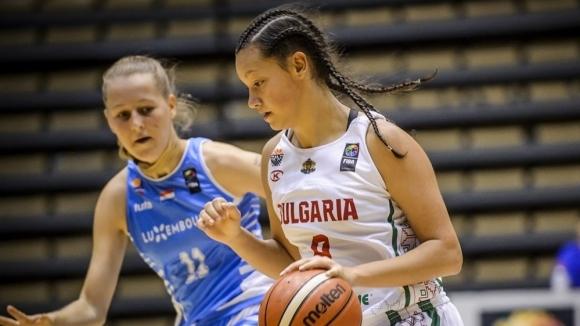 Георгиева е топреализатор на ЕвроБаскет