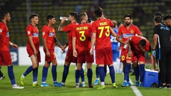 Кошмарен дебют за Чорбаджийски в Румъния - червен картон и 0:4