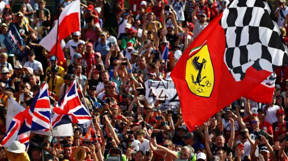 Ферари: все още сме млади като отбор