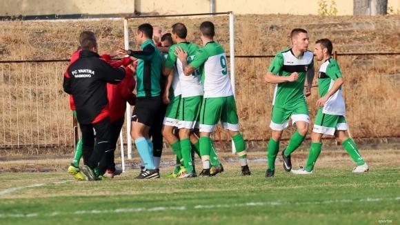 Янтра 2019 излъга Партизан с ранен гол