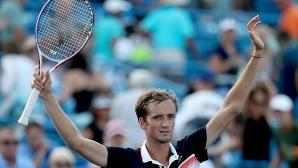 Фурията Медведев е с повече победи и финали от Джокович, Надал и Федерер през 2019 година