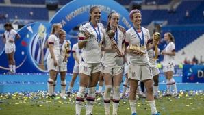 Белгия поиска домакинството на СП по футбол за жени