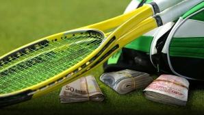Чилиец бе изхвърлен от тениса заради черно тото