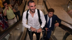"""Идващият от Челси защитник премина прегледите на """"Олимпико"""""""