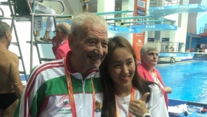 Българин стана световен шампион в два спорта на 91 години