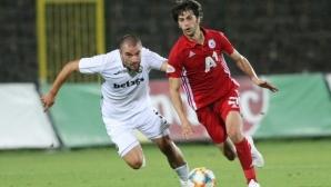 Фабрини сам пожелал да напусне ЦСКА-София