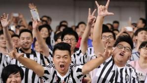 Ювентус гледа към азиатския пазар с молба за ранни мачове в Италия