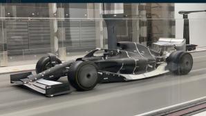 Ф1 показаха първи кадри на болида за 2021