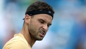 Григор срещу италиански ветеран в първия кръг на US Open